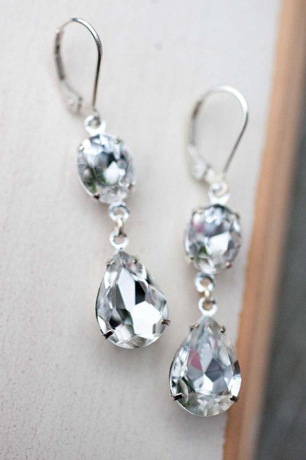 etsy vintage earrings