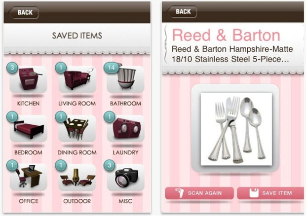 Wedding Apps; Wedding Registry