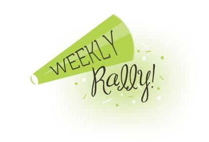 Weekly Rally Megaphone