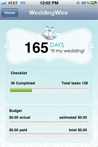 wedding wire wedding planning app