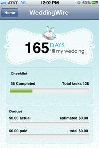 wedding wire wedding planning app
