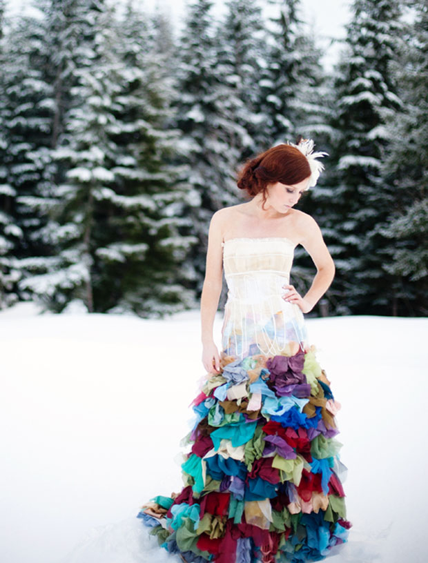 wai-ching zolotova wedding dress