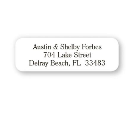 Efficient Address Labels