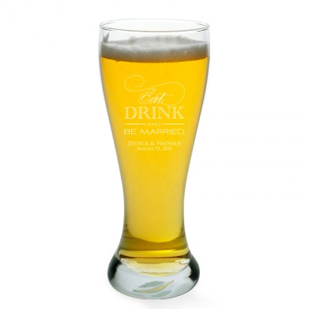 Eat Drink and Be Married Pilsner