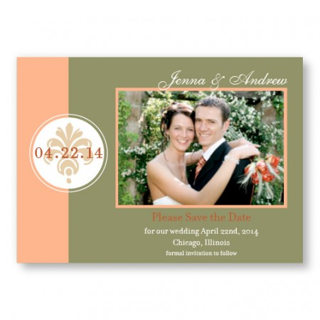 Photo Save the Date Cards SAMPLE