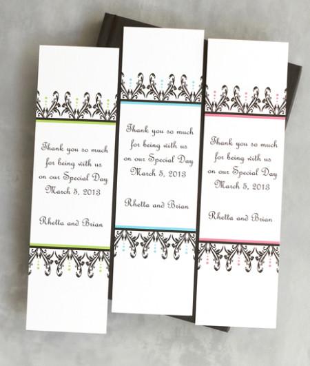 Wrought Iron Bookmarks