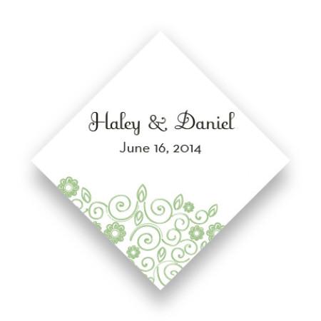 Wedding Bliss Favor Tags