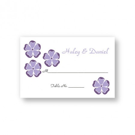 Flirtation Seating Cards