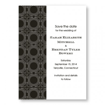 Buckingham Save The Date Cards