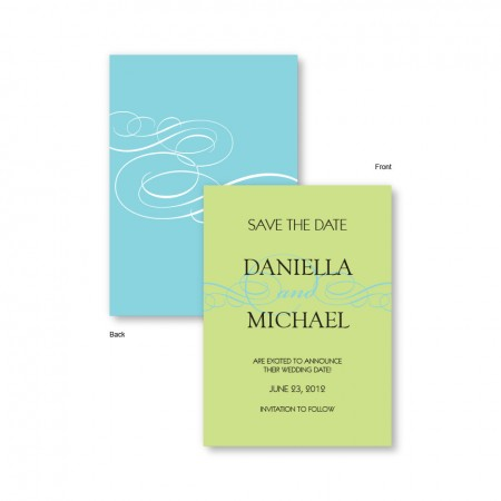 Layken Save The Date Cards