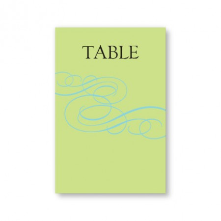 Layken Table Cards