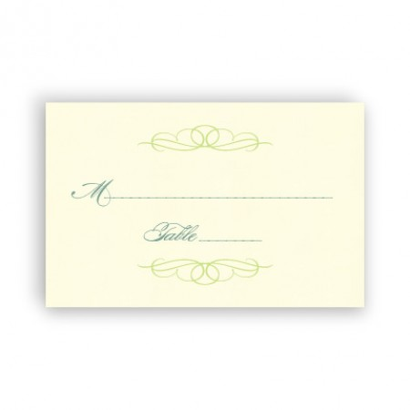 Bailey Seating Cards