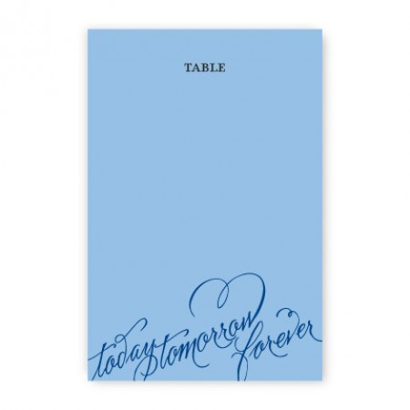 Josephine Table Cards