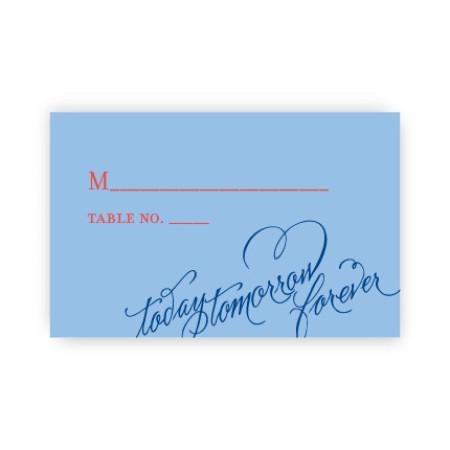 Josephine Seating Cards