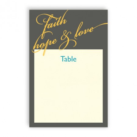 Emerson Table Cards