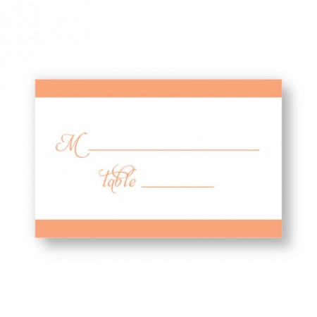 Layla Seating Cards