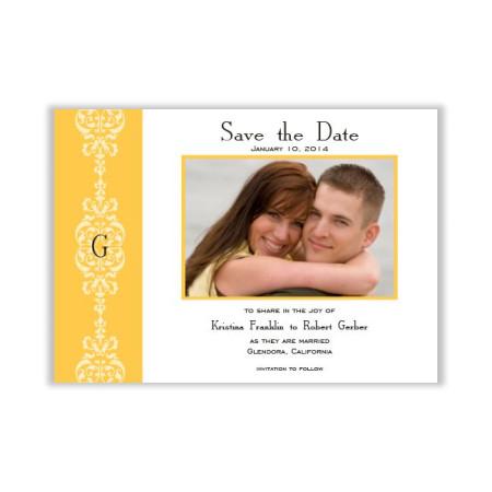 Jada Photo Save the Date