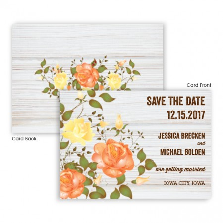 Arianna Save The Date Cards