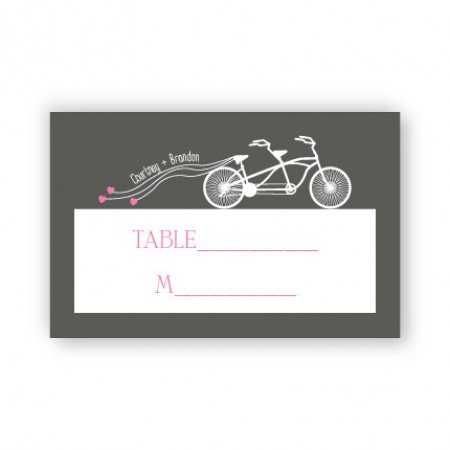 Ruby Seating Cards