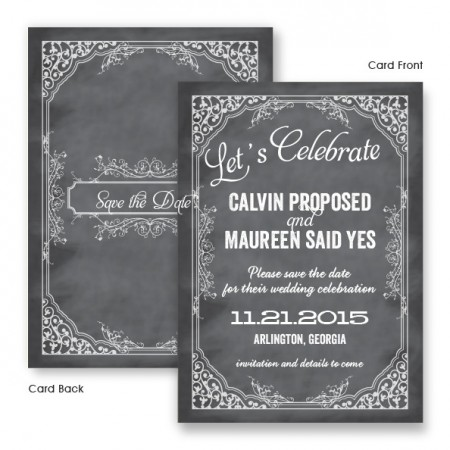 Heidi Save The Date Cards