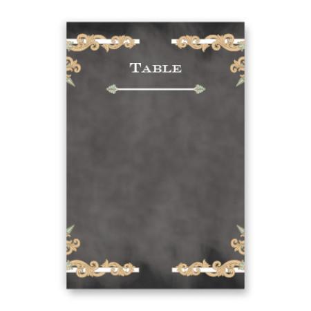 Cici Table Cards