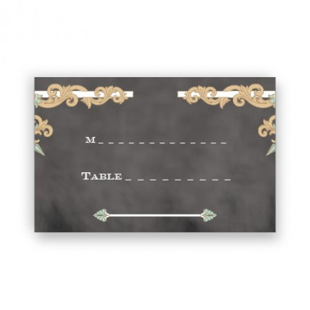 Cici Seating Cards