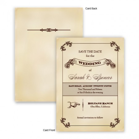 Cadence Save The Date Cards
