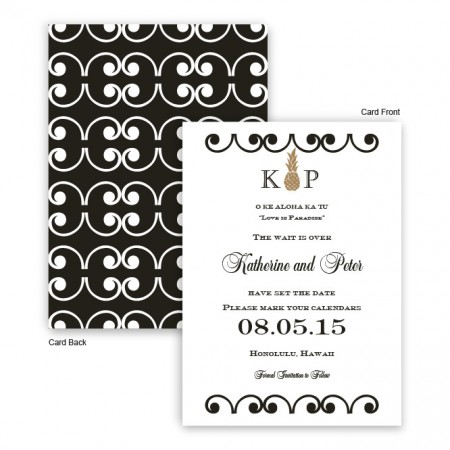 Sally Save The Date Cards