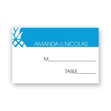 April Seating Cards