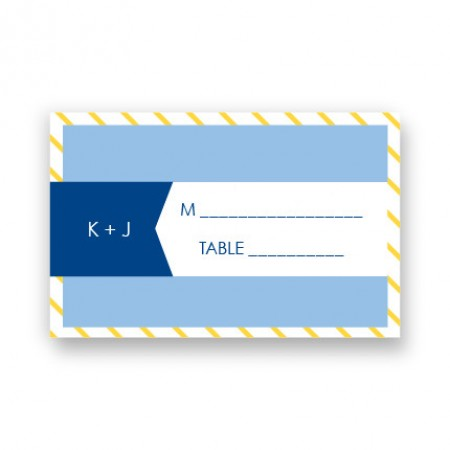 Hadley Seating Cards