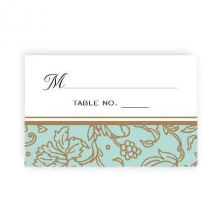 Brianne Seating Cards