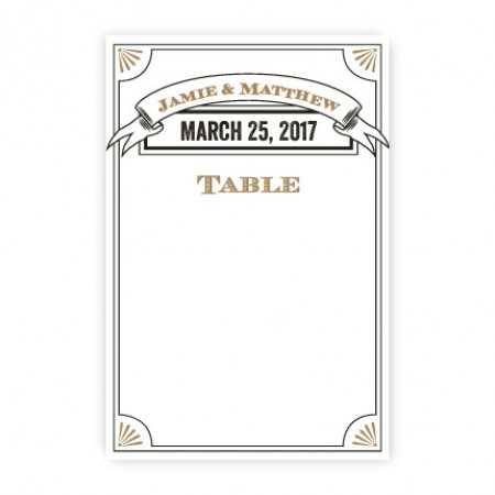 Alexa Table Cards