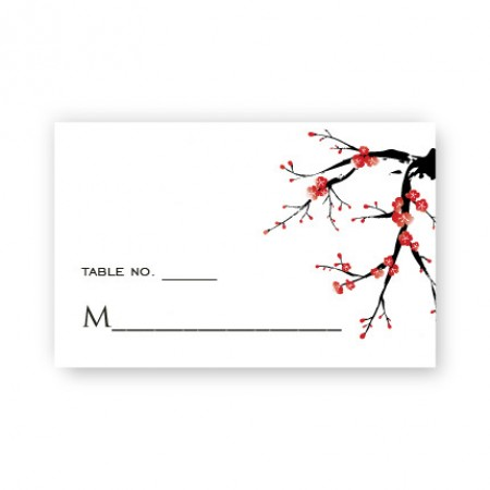 Abigail Seating Cards