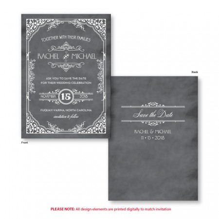 Maggie Save The Date Cards