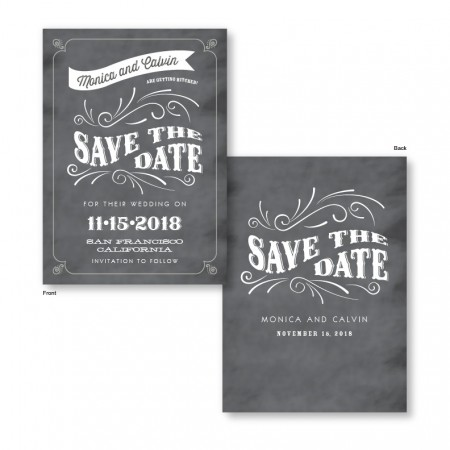 Jenny Save The Date Cards
