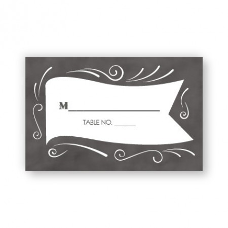 Jenny Seating Cards