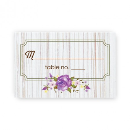 Penny Seating Cards