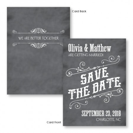 Mara Save The Date Cards