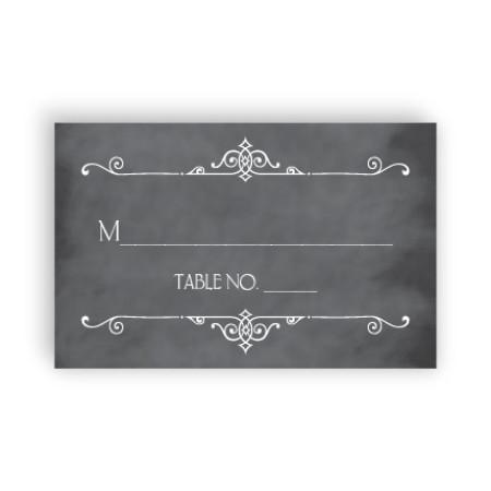 Mara Seating Cards