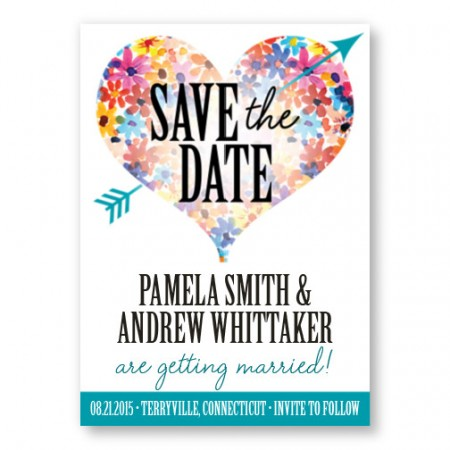 Maysie II Save The Date Cards