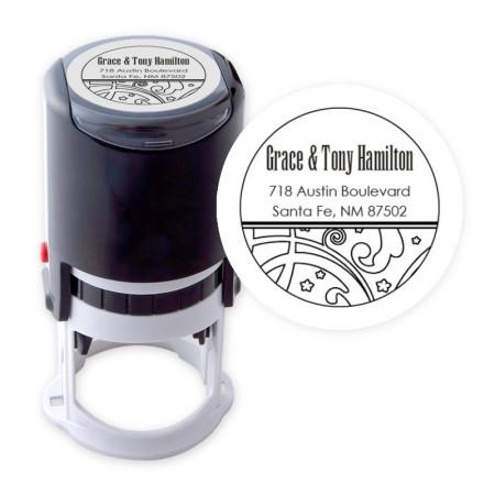 Round Stamper - Format 15