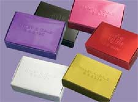 Embossed Cake Boxes - Name