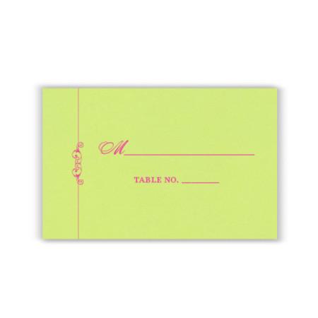 Phoebe Seating Cards