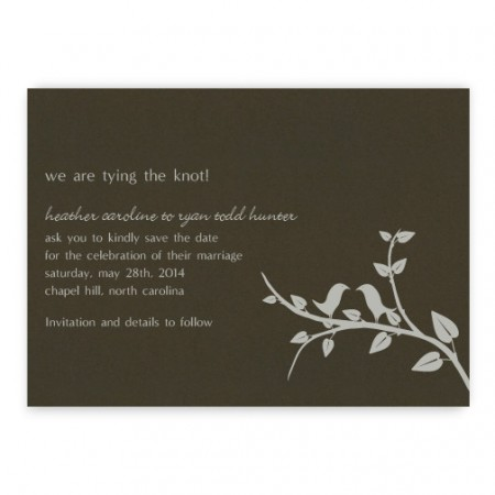 Brittany Save the Date Cards