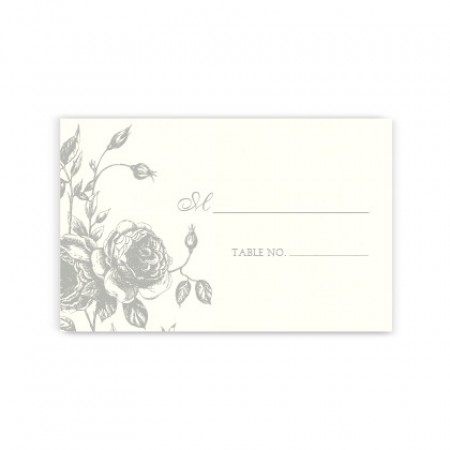 Elizabeth Seating Cards