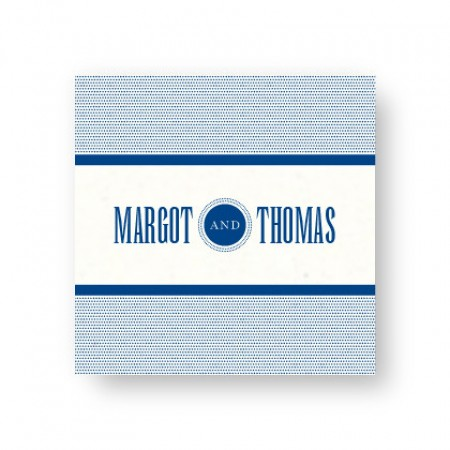 Broadway Marquee Favor Tags