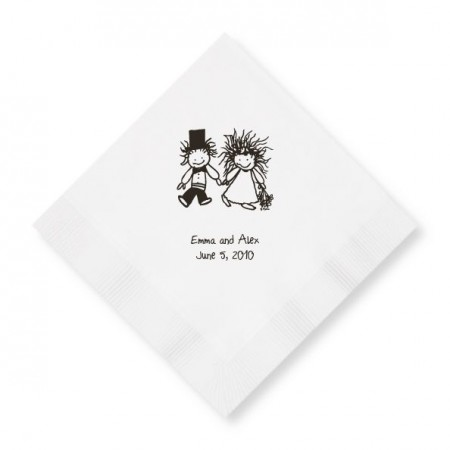 Children of the Inner Light  Beverage Napkins