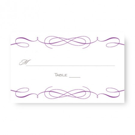 Romance Seating Cards