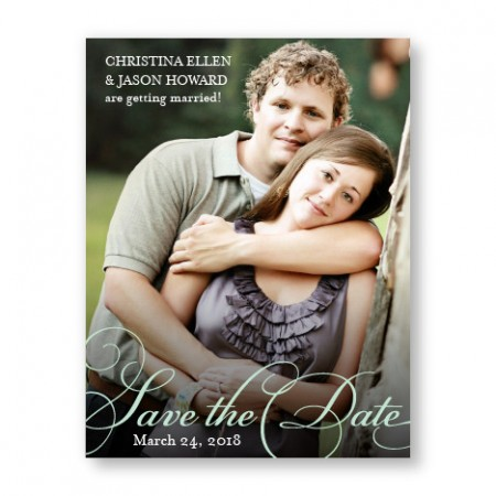 Bella Photo Save the Date Cards