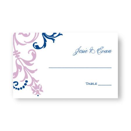 Josie Seating Cards